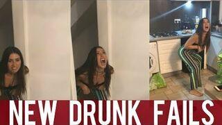 Kompilacja zachowań kobiet po alkoholu