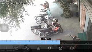 Niecodzienna kradzież kota w Wietnamie