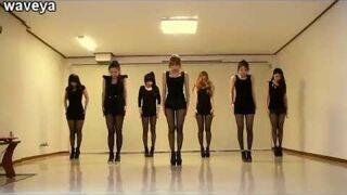 Bardzo seksowna choreografia
