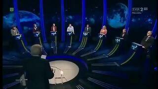 Ukrainka zaskoczona w teleturnieju 1 z 10