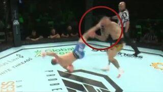Niesamowity nokaut - MTK MMA