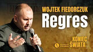 Wojtek Fiedorczuk o cofaniu się cywilizacji w rozwoju | Stand-up