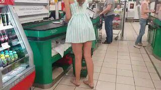 Wypinka w sklepie