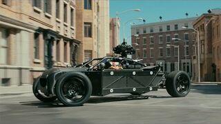 The Mill BLACKBIRD może przekształcić się w każdy samochód