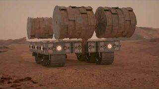 Jak się będzie budowało i mieszkało na Marsie.