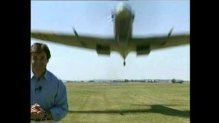The Original Spitfire Surprise Low Pass