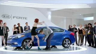 "Kia Forte - ""Respect the tech"""