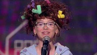 Dziewczynka zrobiła prawdziwe SHOW na scenie! Chylińska była zszokowana jej głosem! [Mam Talent!]