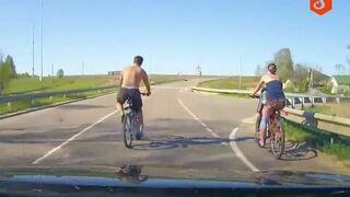 Szybka karma dla rowerzysty
