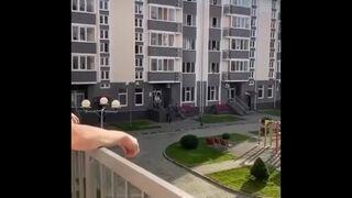 Łapanie koronawirusa w Rosji
