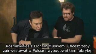 Zobaczcie reakcję Elona Muska na słowa Morawieckiego