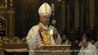 """Biskup oskarżany o tuszowanie pedofilii: """"Trzeba milczeć dla dobra wszystkich"""""""