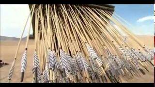 Hwacha - XV-wieczna koreańska Katiusza.