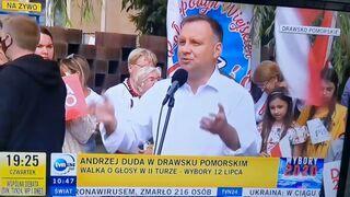 Andrzej Duda obiecuje obniżkę podatków na musztardę, zupki chińskie i itd i itd i itd