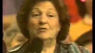 "Seksa u nas niet i my kategoriczeski protiw etogo Фрагмент телемоста ""Ленинград—Бостон"" (1986)"