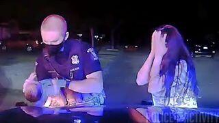 Policjant z Michigan ratuje życie dziecka