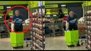 Jak dezynfekowane są koszyki i wózki w sklepach?