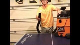 Czym można zastąpić rakietkę do ping ponga