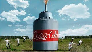 10 tyś. litrów Coca-Coli i mentosy