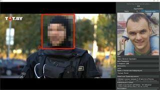 Zdemaskowani (BY) Искусственный интеллект снимает маски с омона / AI unmasks secret police