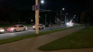 Taksówkarz ratuje Białorusina przed milicją