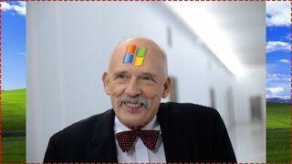 Korwin restartuje system (Windows XP)