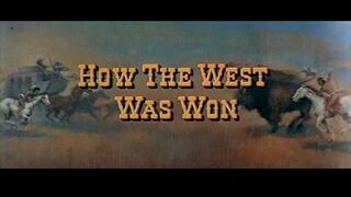 Alfred Newman and Ken Darby - How the West Was Won (1962)