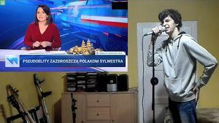 Piosenka z pasków wiadomości TVP