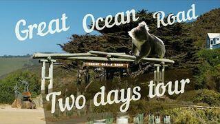 Wielką Drogą Oceaniczną Australii