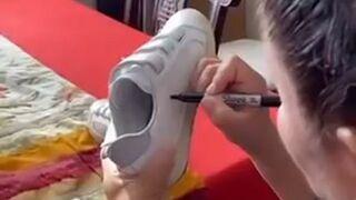 Gdy dzieciak truje o markowe buty