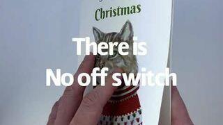 Wkurzająca kartka świąteczna
