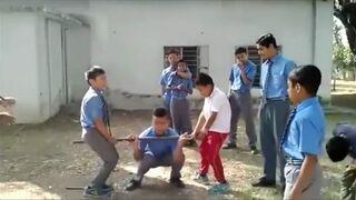 Zabawa w szkole