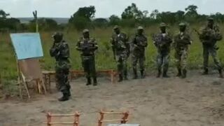 Ćwiczenia wojskowe w Afryce