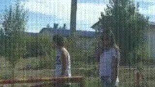 Trzy kobiety vs jeden mężczyzna - szlaban