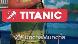 Piosenka z TITANICA w originale