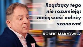 Makłowicz apeluje o szacunek (nie tylko kulinarny)