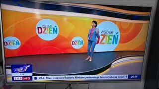 """Wpadka w TVP Info - """"Życie zaczyna sięod narodzin"""""""