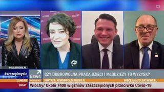 """Żukowska oburza się na słowa """"wynająć się"""""""