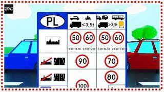 Przepisy obowiązujące pieszych i kierowców 1.06.2021r