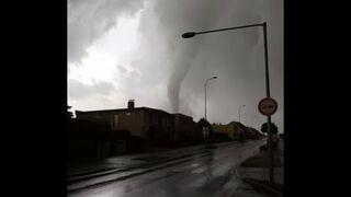 Tornado w Czechach! Hodonín