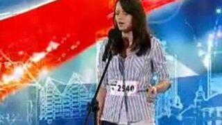 Kasia Popowska w MAM TALENT!