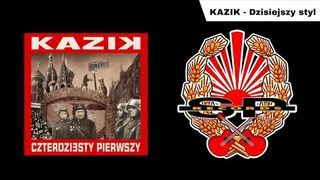 KAZIK - Dzisiejszy styl [OFFICIAL AUDIO]