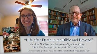Lekcja religii. Life after Death in the Bible and Beyond with OUP