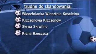 Najdziwniejsze nazwy polskich drużyn piłkarskich