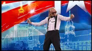 Iluzjonista Pan Ząbek-II edycjia Mam Talent - Casting
