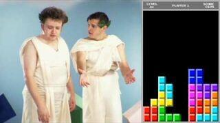 Kolejny Tetris