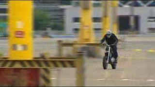 Najdłuższy skok świata na motocyklu