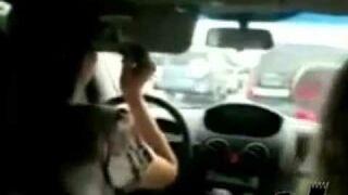 Kobiety za kierownicą - kompilacja