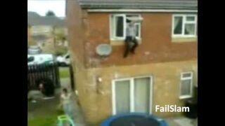 Worst Trampoline Fail