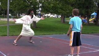 Jezus w sporcie